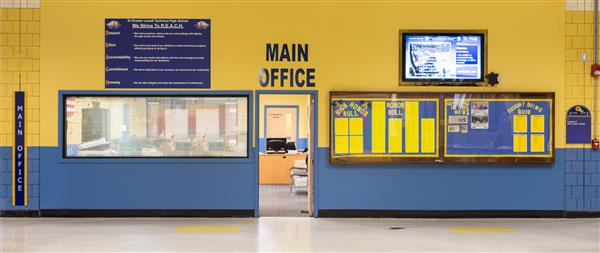 main office. Main Office E